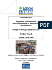 ACF, Rapport Final