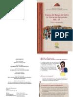 Cartilla Banco del Libro