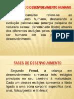 9. Psicanálise e o desenvolvimento humano