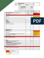 Agenda de Trabajo - SANTA TERESITA - Riedel