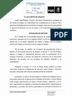 Proposición de Ley de Apoyo a los Emprendedores y al Trabajo Autónomo