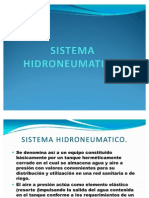80706812 Sistema Hidroneumatico