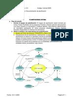 Ejemplo de planificacion de proyecto de conversión de software