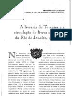 A Livraria Do Teixeira - Nireu Oliveira Cavalcanti