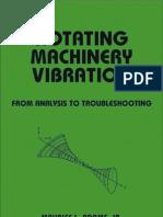 Rotating Machinery Vibration - Rotodynmics