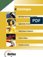 Catalogo Eslingas y Cables TENSO
