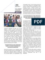 Boletín Volumen 2 Español