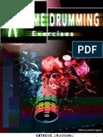 Drumming Marco Minneman