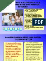 17.Asertividad y Riesgos Sociales