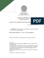 PODER JUDICIÁRIOsillas