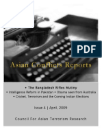 Asian Conflicts Reports 4-2009