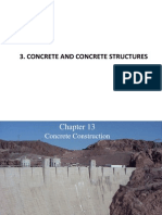Materials and Construction of Concrete Structures