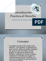Introducción Practica al Derecho 2