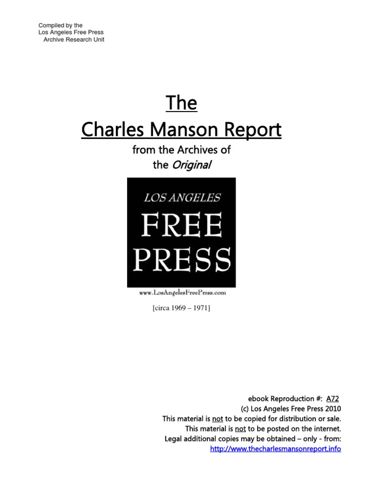 Manson freep charles manson susan atkins fandeluxe Image collections