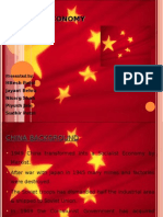 PPT on Chinese Economy in ecomonies