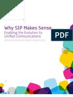 Why SIP Makes Sense