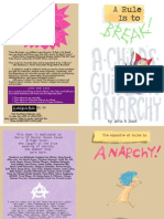 A Child s Guide to Anarchy