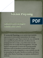 Vector Poynting