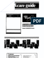 Whirlpool Double Oven Info/Manual