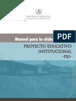 Manual Para Elaborar El PEI