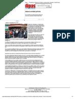 13/03/2013 Hoy Tamaulipas - Proyecto de Matamoros fortalece unidad priísta
