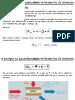 1ª e 2ª Leis da Termodinâmica