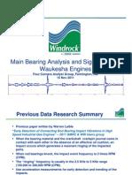 Waukesha Bearing Analysis Review