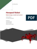 Hexapod Robot_ Tariq Mamkegh