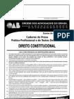 Constitucional Prova