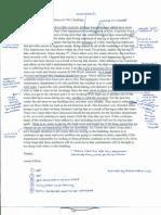 Complaint Letter Peer Review