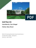Civics Planner