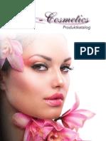 Even-Cosmetics Produktkatalog