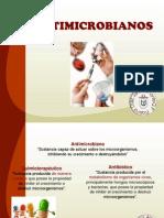 Antimicrobianos Rosina