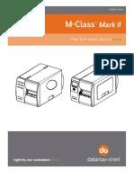 Datamax Peel and Present