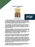 4205 Clemente de Alejandría