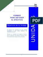 Administración Financiera I - Unidad 5