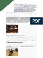 Biografía OTTO PEREZ MOLINA