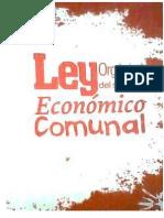 Analisis Ley Org Sist Eco Comunal (1)