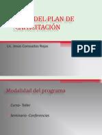 Formato del Plan de Capacitación