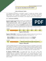 Descripcion de Puertos y Retardos