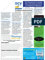 Pharmacy Daily for Tue 07 May 2013 - Pholcodine, Pfizer, Lyme disease, Chemmart, Valproate and much more