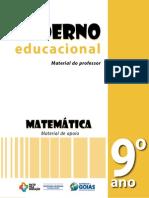 9c2ba Ano Caderno Educacional de Matemc3a1tica 1c2ba Bimestre