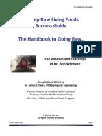 Handbook 2 Going Raw