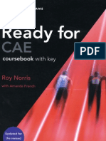 Ready for CAE course book with answers
