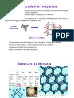 Redes Covalentes 2013