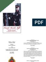 Hamilton Police Services Awards Night Program