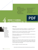 Boedo y Florida. Las Vanguardias Del 20