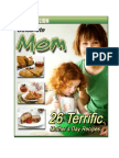 Celebrate Mom 26 Terrific Mothers Day Recipes