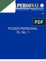 Poder Personal PDF No. 1