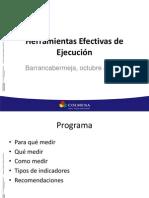 HERRAMIENTAS EFECTIVAS DE EJECUCIÓN